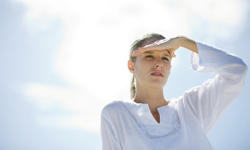 Are Your Eyes Sensitive to Sunlight?