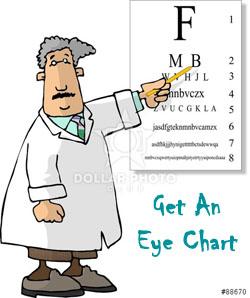 Get an Eye Chart