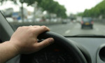 driving with blurry vision