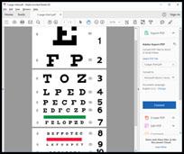 Free Eye Charts
