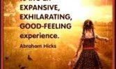 Feeling Expansive