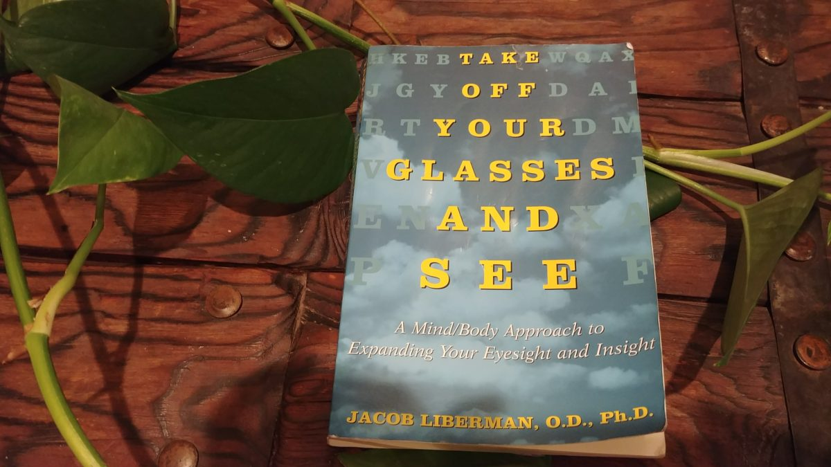 Book Review: Take Off Your Glasses and See