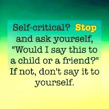 Do You Criticize Yourself For Your Poor Vision?