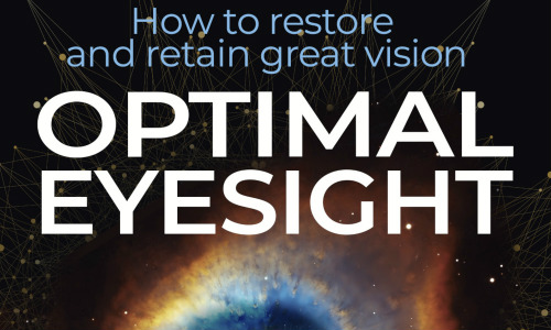 New Book: Optimal Eyesight